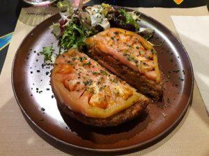 Hamburguesa vegetal de Lentejas