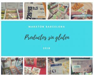 Feria del Corredor - Productos sin gluten