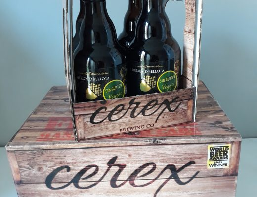 Cerveza Cerex sin gluten