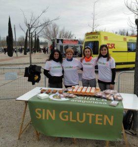 Voluntarios Celirunners
