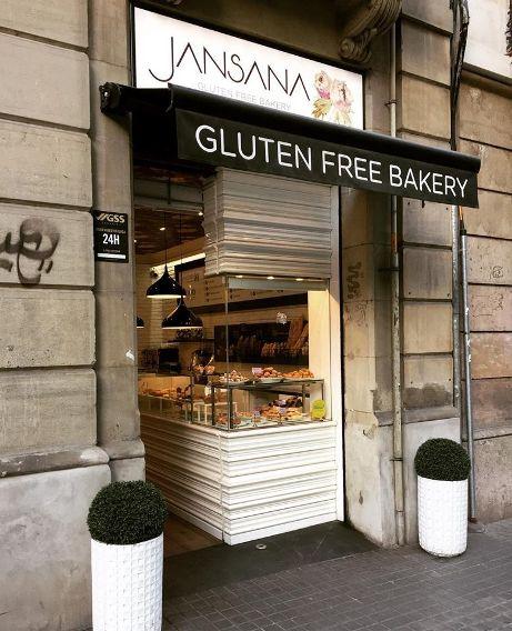 Jansana, Gluten Free Bakery